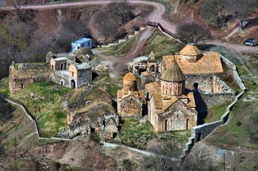 Erməni vandalizminin qurbanı Gəncəsər monastırı
