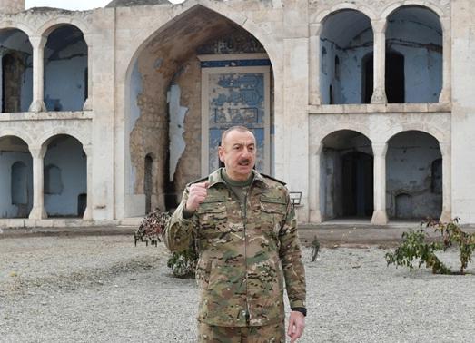 Azərbaycanda bütün dinlərə məxsus tarixi abidələr qorunur