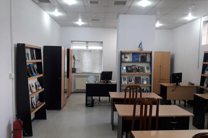 Əqli Mülkiyyət Agentliyinin tabeliyində olan Respublika Elmi-Texniki Kitabxanasının geniş tərkibdə iclası keçirilib
